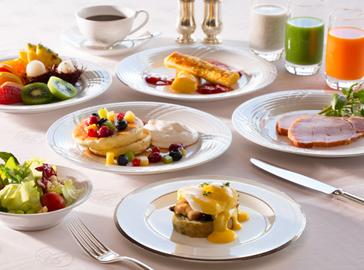 フォーシーズンの朝食