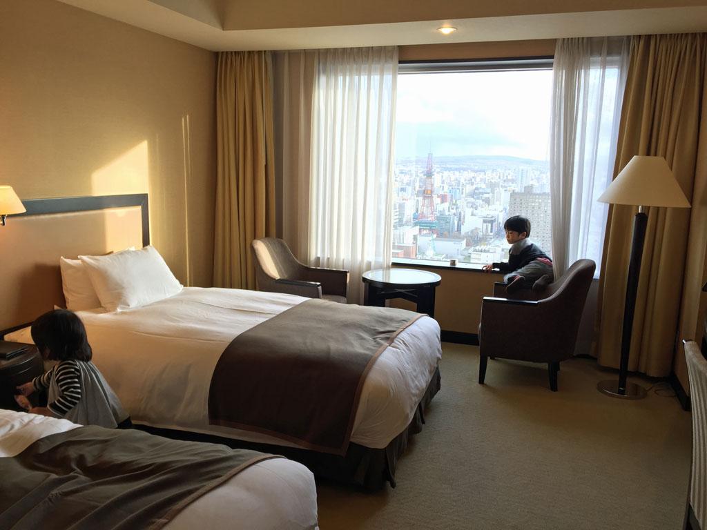 札幌 日航 タワー jr ホテル