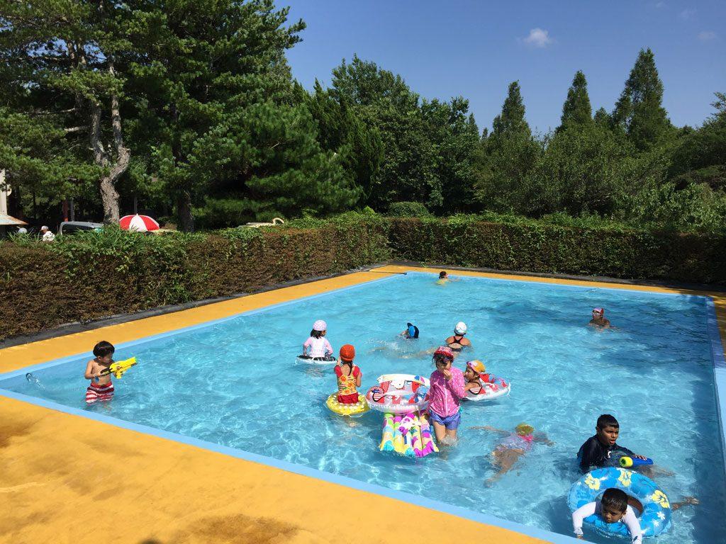 子ども用プール