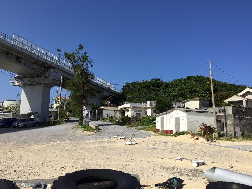瀬底島・アンチ浜