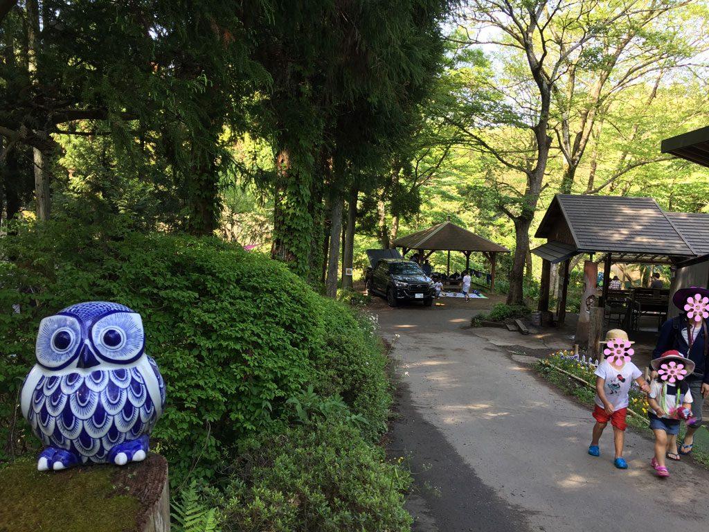 柿山田キャンプガーデン