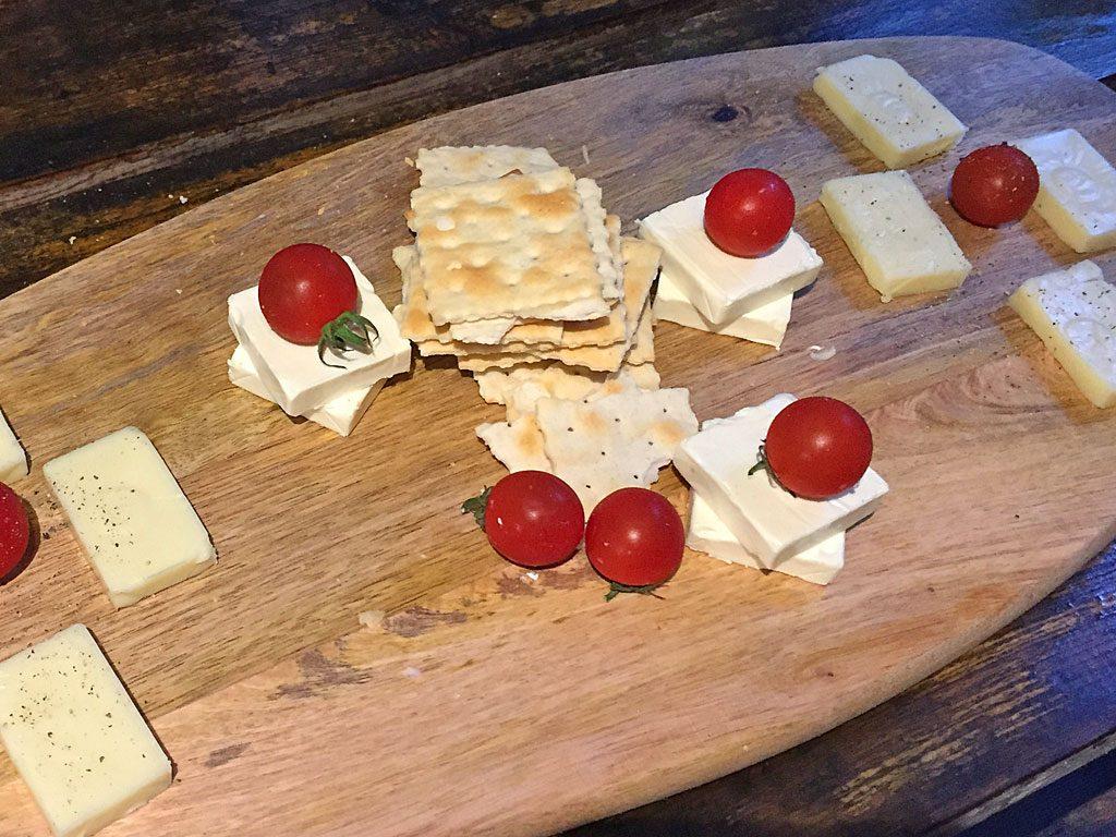 チーズボード