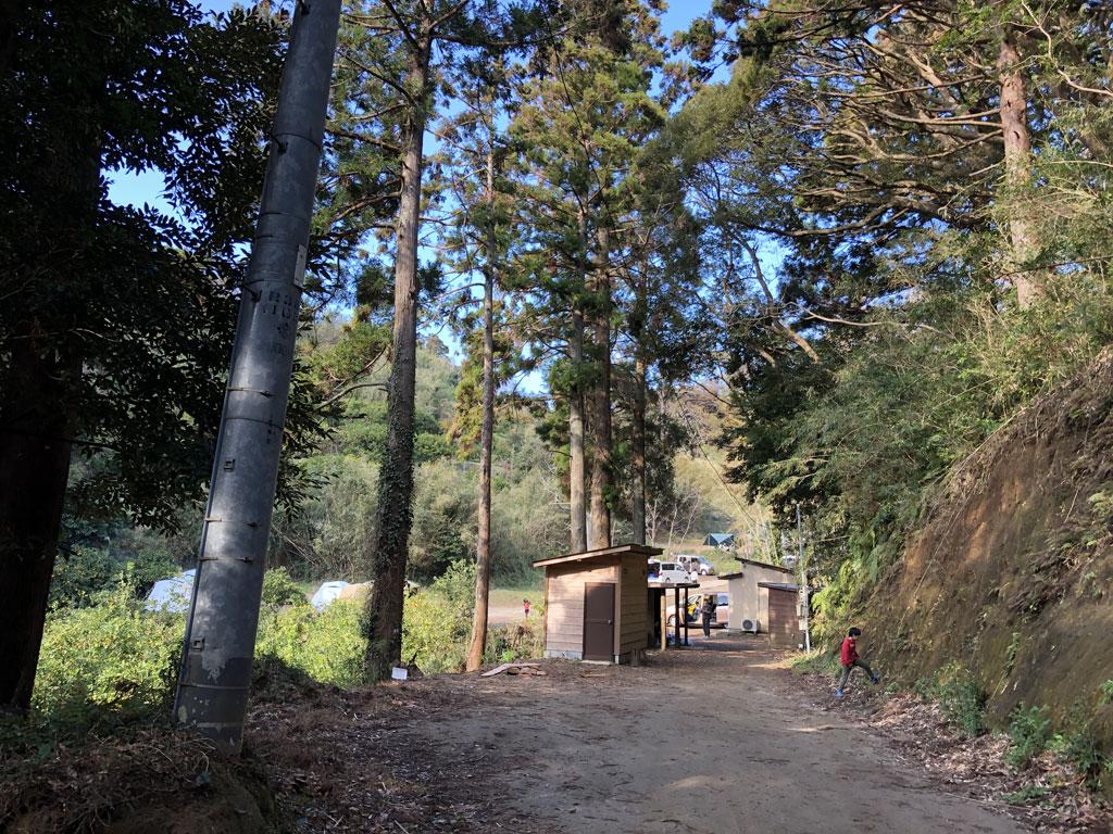 南房総オレンジ村オートキャンプ場 第2キャンプ場