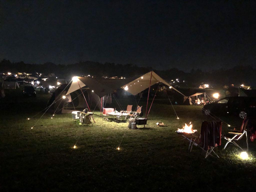 森のまきばオートキャンプ場