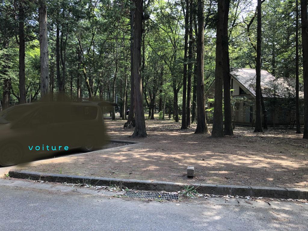 城里町総合野外活動センターふれあいの里オートキャンプ場